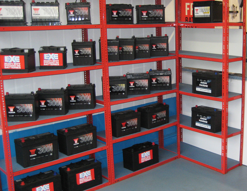 Battery Stock Car Leisure Batteries