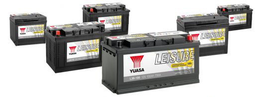 Leisure Battery Plymouth Yuasa