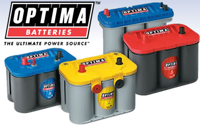 Optima Battery Plymouth